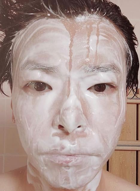 おはようどろあわわ洗顔